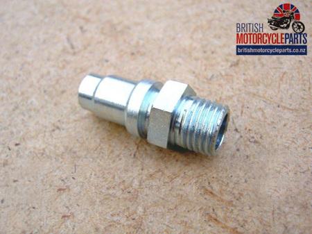 57-1644 Clutch Cable Abutment - Triumph 1963-67
