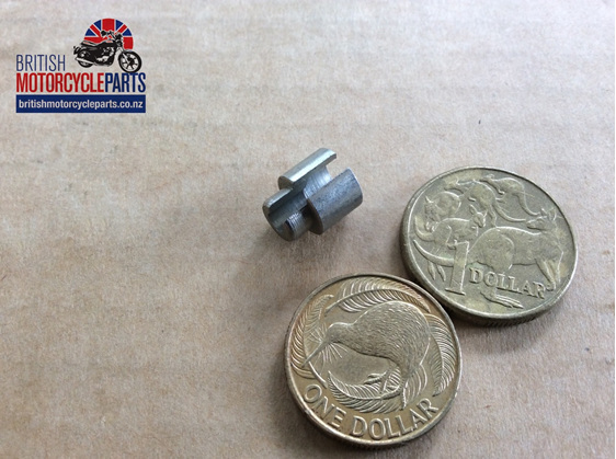 57-1645 Clutch Cable Adaptor Triples - British Motorcycle Parts Ltd Auckland NZ
