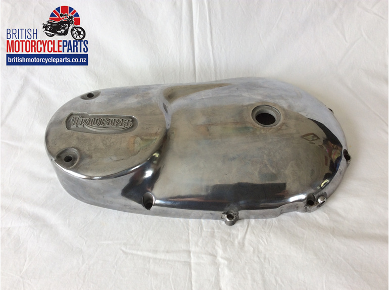 57-1727 Primary Chaincase Cover TR6 T120 1963-67 - British Motorcycle Parts NZ