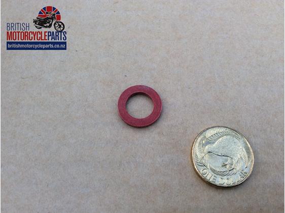 57-1738 Fibre Washer - 02-0100 67-8039 - British Motorcycle Parts Ltd NZ