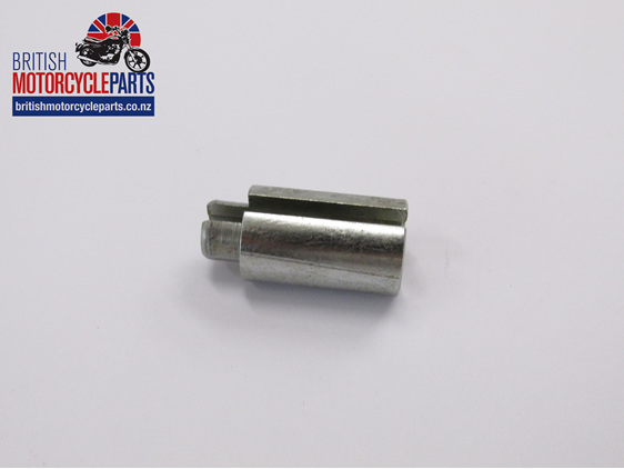 57-2063 Clutch Cable Slotted Adaptor - Long - 500cc 650cc Triumph - New Zealand