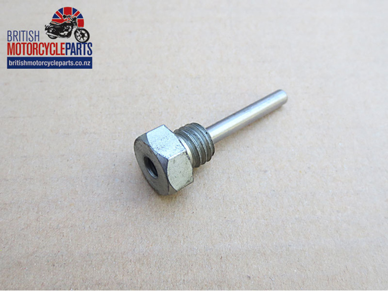57-2167 Gearbox Drain Plug - UNC - Triumph 650 750 - British Motorcycle Parts NZ