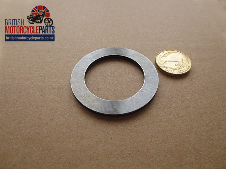 57-2215 Clutch Thrust Washer Outer Triumph Triples - British Motorcycle Parts NZ
