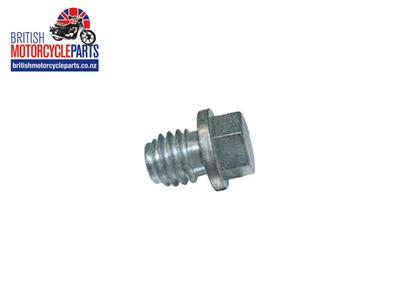 57-2259 Plug - Primary Drain & Adjuster - Triumph