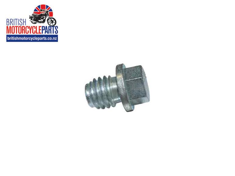 57-2259 Plug - Primary Drain & Adjuster Plug Triumph - British Motorcycle Parts