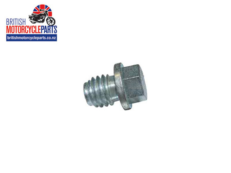 57-2259 Plug - Primary Drain & Adjuster - Triumph