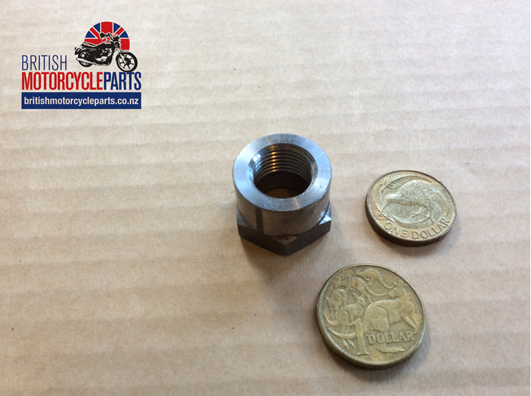 57-2480 Clutch Shock Absorber Nut - Triples - British Motorcycle Parts NZ