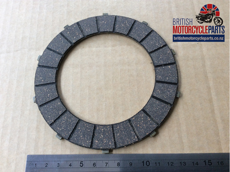 57-2726 40-3215 Clutch Friction Plate - BSA Triumph Singles - Auckland NZ
