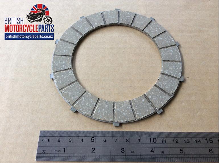 57-2726 40-3233 Clutch Friction Plates - BSA Triumph Singles - Auckland NZ