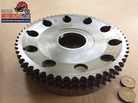 57-2773 Clutch Sprocket - BSA A65 1966on