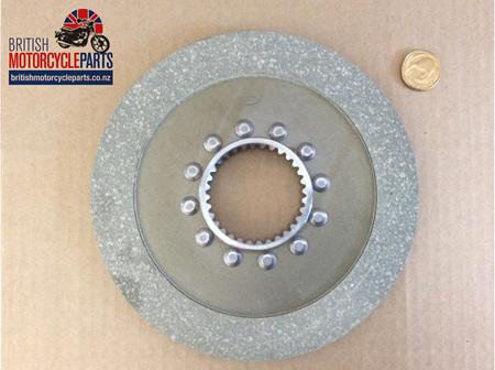 57-3709A Clutch Plate - BSA & Triumph Triples