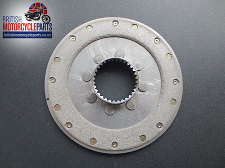 57-3709NH Clutch Driven Plate Assembly - Triples