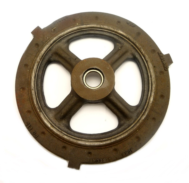 57-3715 19-7804 Clutch Pressure Plate - Triples - British Motorcycle Parts - NZ