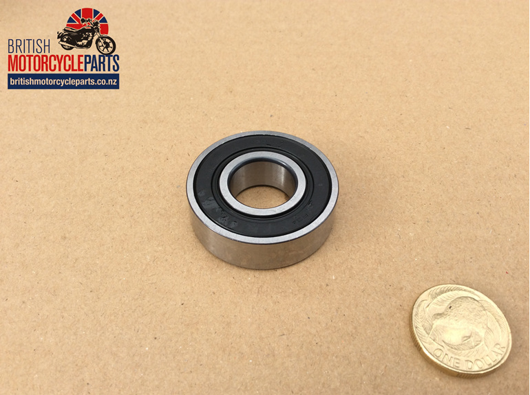57-3717a pullrod bearing - angular contact - bsa triumph triples