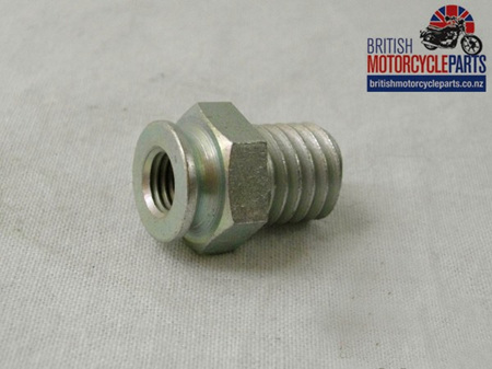 57-3762 Clutch Cable Abutment T120 T140 1968on