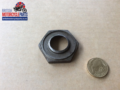 57-4051 High Gear Nut - Early 4 Speed Triples