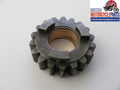 57-4377 Mainshaft 3rd Gear 5 Speed