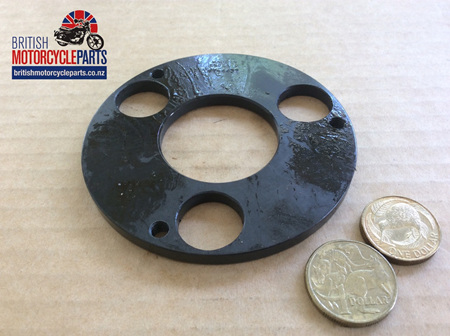 57-4437 Clutch Shock Absorber Outer Plate - 1973on (Threaded)