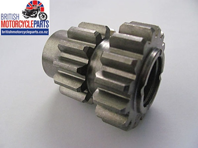 57-4653 Mainshaft 1st & 2nd Gear - 5 Speed