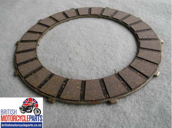 57-4763 Clutch Friction Plate - Bonded - 57-1362 68-3267 - Classic Spares Parts