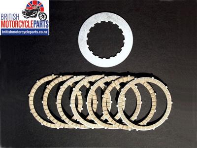 57-4763NH T120 T140 7 Plate Clutch