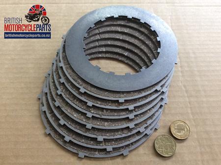 57-4763NH T120 T140 A65 7 Plate Clutch