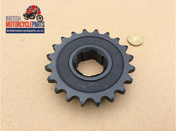 57-4782 Gearbox Sprocket 20 Tooth - Triumph 5 Speed
