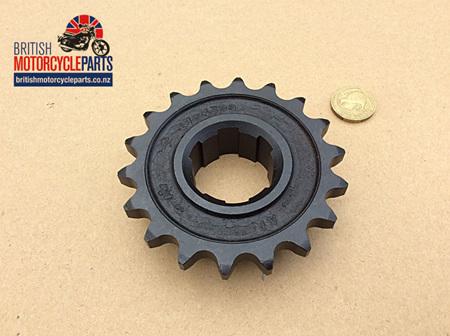 57-4784 Gearbox Sprocket 18 Tooth Triumph 5 Speed