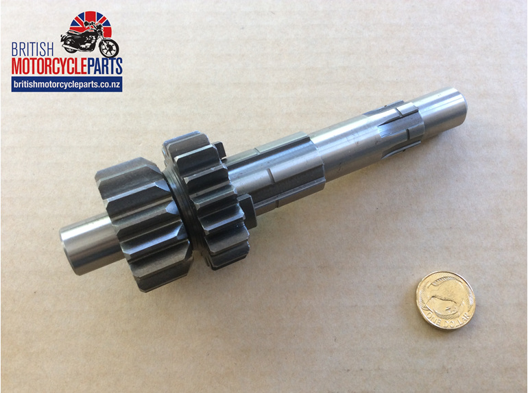 57-4900 Layshaft Assy - Inc. 4th 5th Gears 5 Speed - British Motorcycle Parts NZ
