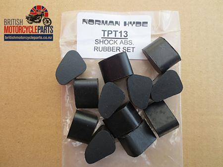 57-5001 Shock Absorber Rubber Set Triples - TPT13