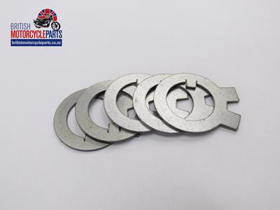 57-7076 Locktab - Mainshaft - Late T140