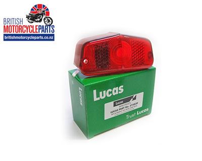 573839 Tail Light Lens - Lucas 564 - Genuine