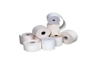 57mm(width) x 50mm THERMAL PAPER ROLLS  minimum 10 Rolls