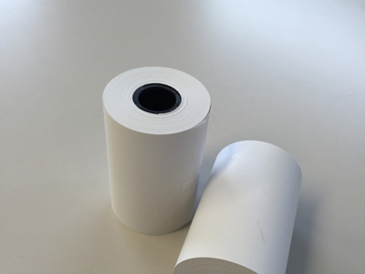 57mm(Width) x 38mm THERMAL ROLLS IMPORT min 100 Rolls