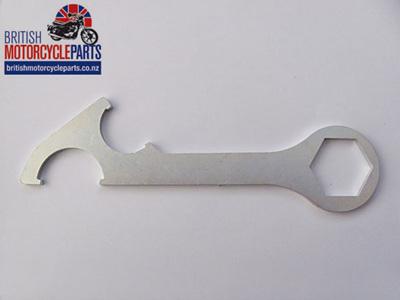 60-0220 Combination Fork Spanner - Triumph PU