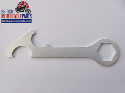 60-0220 Combination Fork Spanner - Triumph PU