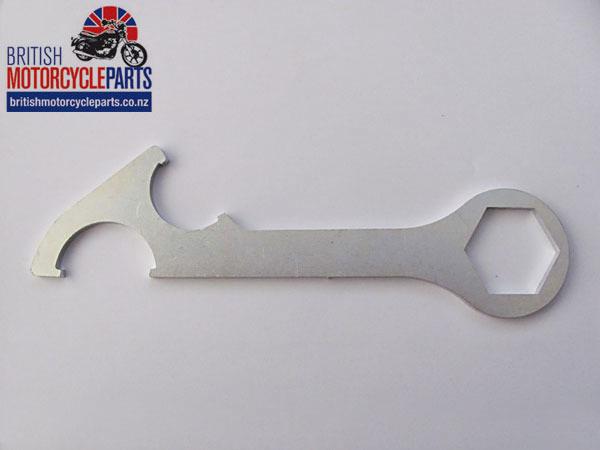 60-0220 Combination Fork Spanner - Triumph Pre-Unit models - British Parts NZ