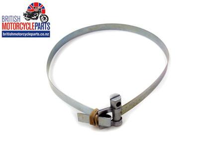 60-0340 42-5323 Fork Gaitor Clip - BSA Triumph