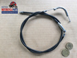 60-0383 Throttle Cable 3/5TA, T100A - British Spares - Auckland NZ