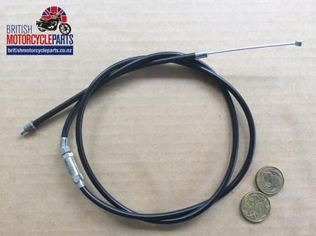 60-0519 Throttle Cable - Triumph 500/650 1963-67