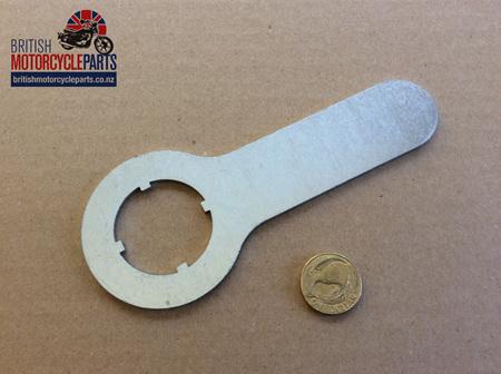 60-0527 Lower Fork Bush Lock Ring Tool - Triumph