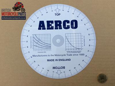 60-0605 Engine Timing / Valve Timing Disc
