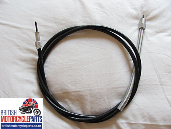 "60-0692 19-9095 Speedo Cable 5'3"" Magnetic - BSA Triumph - Auckland NZ"