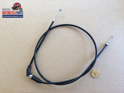 60-1819 Throttle Cable T120 Twin Pull - US Bars