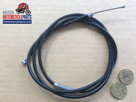 60-1819/5 Throttle Cable - MK1 Carb - 48""
