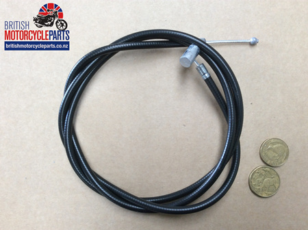60-1994 Clutch Cable Triumph 500cc 1969on - US Bars