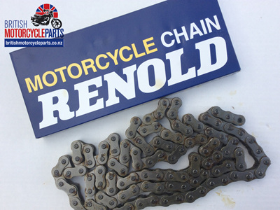 "60-2016 Renold Rear Chain - 5/8"" x 3/8"" - 108 Links"
