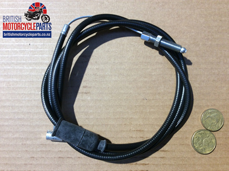 60-2080 Clutch Cable BSA A65 Firebird 1969 US