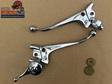 60-2241 60-2242 Brake & Clutch Lever Set - British motorcycle Parts Auckland NZ