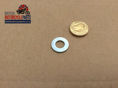"""60-2322 00-0010 Washer Plain - 3/8"""" Thick"""